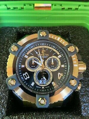 Invicta Reserve Octane Quartz Watch, Model 13016, Stainless Case And Band - 56Mm