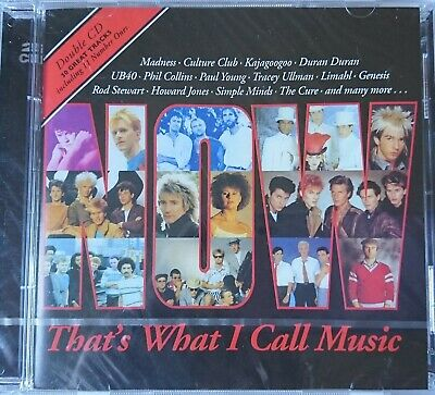 Now That's What I Call Music! Volume 1 CD 2018 [2 DISC] New & Sealed
