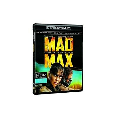 Mad Max: Furia En La Carretera (4K Ultra HD) [Blu-ray]