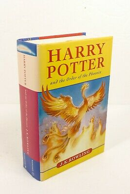 Harry Potter Order of the Phoenix Hardcover Bloomsbury Raincoast First Edition