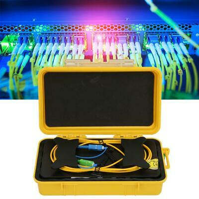 1km OTDR Launch Cable Extension Box Fiber Extension Cable Single Mode