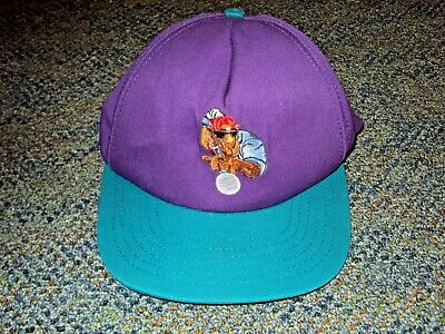 New Vintage Camel Cigarettes Promo Hat Cap Joe Pool Blue Snap Back