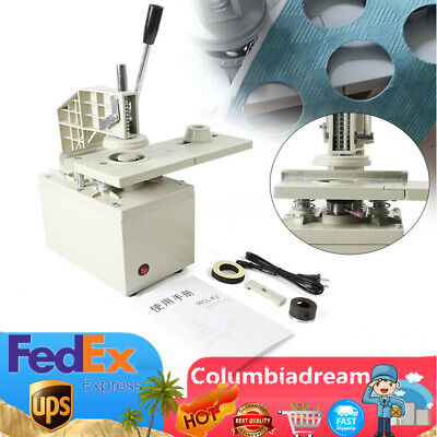 Electric Curtain Eyelet Punch Machine Punch Curtain Hole Punching Equipment
