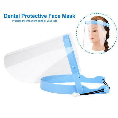 Full Cover Face Shield Anti-Droplets Anti-fog Protector Eyes Protector Shield
