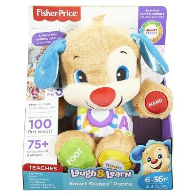 Fisher-Price Infant Il Cagnolino Smart Stages