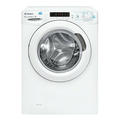 Candy Lavasciuga CSWS485D/5-01 Carica Frontale A 1400 8/5 Kg Smart touch Bianco