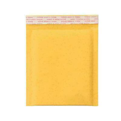 Yellow Kraft Bubble Mailers Padded Envelope Shipping Seal Self Bags J0J9 P4 R4S0