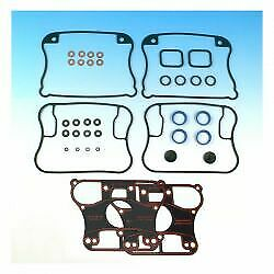 James Rocker Cover Gasket Kit 1991-2003 Harley Davidson XL Sportster
