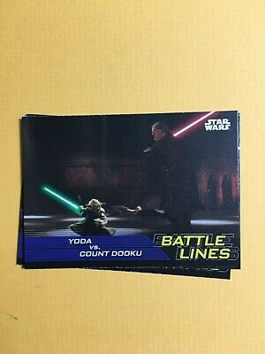 Topps Star Wars Journey to The Rise of Skywalker  Battle Lines Singles