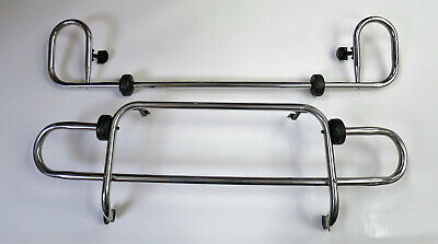 Classic Rover Mini Cooper stainless steel Bull Bar Front and Rear