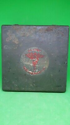 Caisse First Aid 24 Units Us Army   Americain Ww2