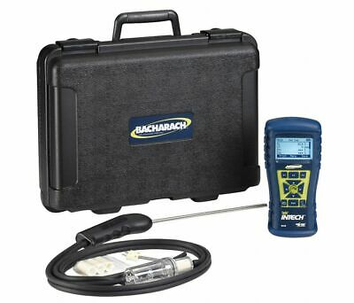 Bacharach 0024-8523 Combustion Analyzer Kit, 36M790, New!