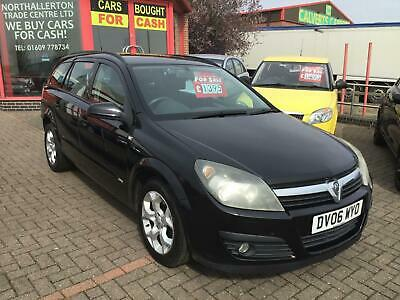 2006(06) Vauxhall Astra 1.6 16V Sxi Estate - 87,000 Miles - P/X Welcome