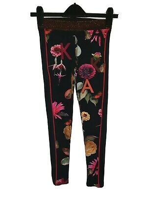 Girls TED BAKER Leggings Age 9-10 Years