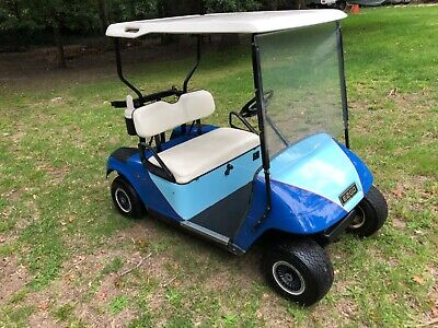EZGO Petrol Golf ( Custom paint)