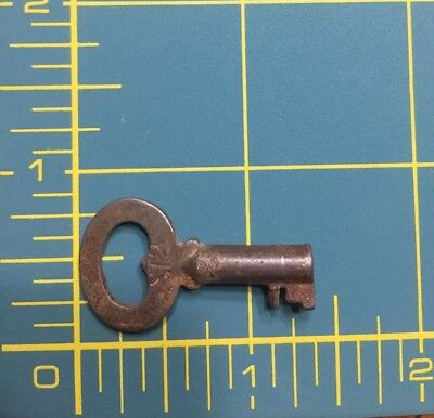 Antique ST2 Steamer Trunk Key # 1