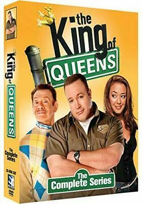 The King of Queens - The Complete Series Seasons 1-9  (22 DVD BOX SET) *NEW*