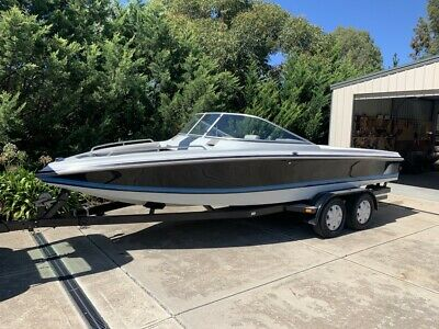 Tige open bow ski boat {like Malibu Mastercraft Nautique Centurion}