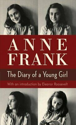 The Diary of a Young Girl by Anne Frank 9780553296983 | Brand New