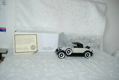 1928 LINCOLN COUPE ROADSTER 1:32 Diecast Model by Arko w/ Box