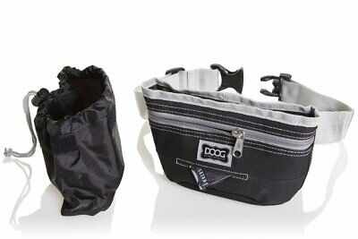 Good Dog Treat Pouch - Black