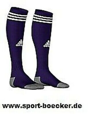 Adidas Miteam Stirrup Socks Adisock 12 Purple/White