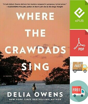 Where the Crawdads Sing by Delia Owens⚡ {P.D.F} ⚡