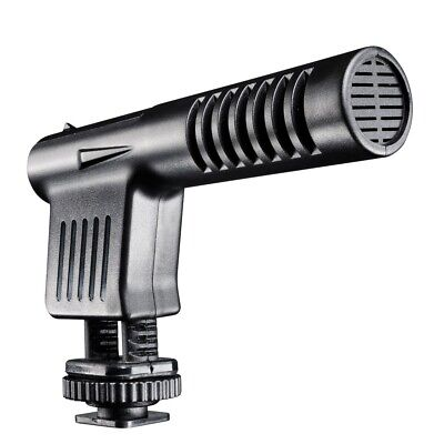 Walimex pro Directional Microphone Cineast I for DSLR by Studio-Ausruestung