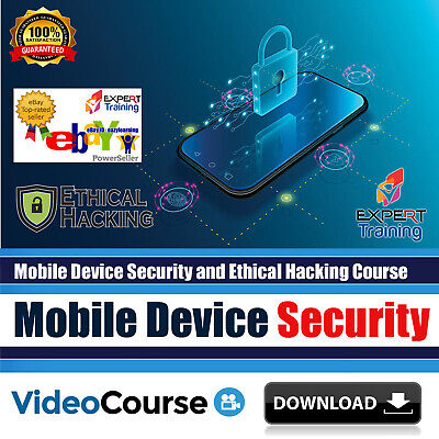 Mobile Device Security and Ethical Hacking SEC575 Video Training Course Download