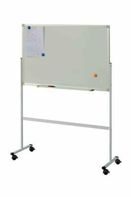 "36"" Durable Sided Magnetic Writing Whiteboard Side Dry Eraser Board Office Home"
