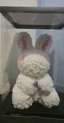 Artificial Rose Bunny limited on saleEach handmade Arrangement contains hundred