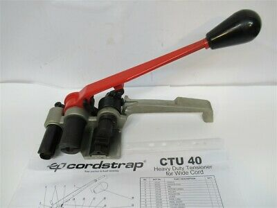 "Cordstrap CTU40, Heavy Duty Tensioner for Wide Cord (1-5/8"")"