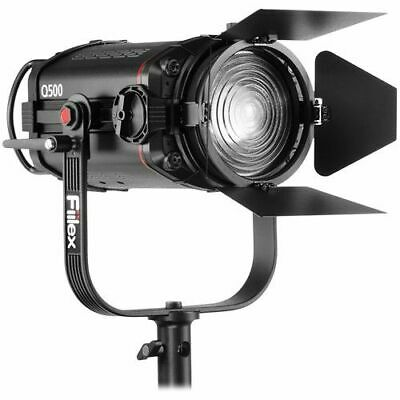 Fiilex Q-500 AC 5inch Fresnel LED Light for Film and Television