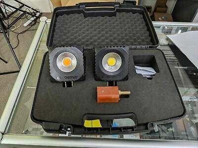 Relite replacement LED for traditional Film and Television lighting housing