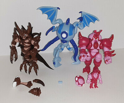 "New FREAKY GEEKS Bulk 20 pieces 1/"" Figures Figurines Vending Toys"