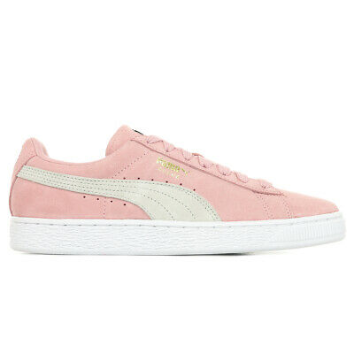 CHAUSSURES BASKETS PUMA femme Suede Classic Wn's taille Rose