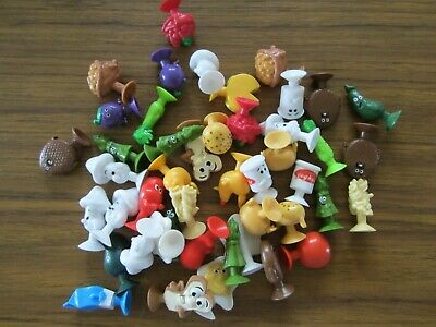 Coles Stikeez Series 2 Fresh Friends 2020 - Complete Your Set - You Choose