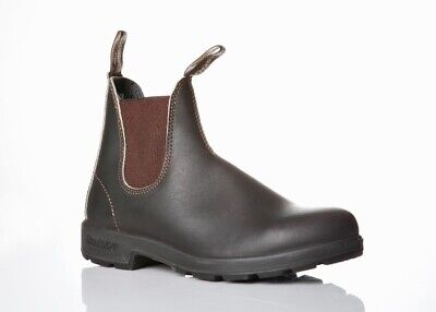 Blundstone 500 Stout Brown Pull On Boot
