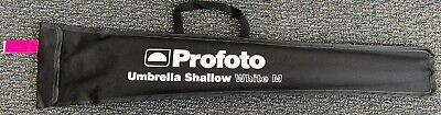 "Profoto Umbrella Shallow White Medium 41"" - EXCELLENT CONDITION"