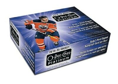 2019-20 Upper Deck OPC PLATINUM Team Set YOU PICK 19-20 O-Pee-Chee Choose CHEAP