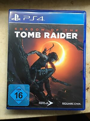 Shadow of the Tomb Raider (Sony PlayStation 4, 2018)