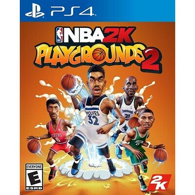 Take-Two Interactive NBA 2K Playgrounds 2, PS4 videogioco PlayStation 4 Basic
