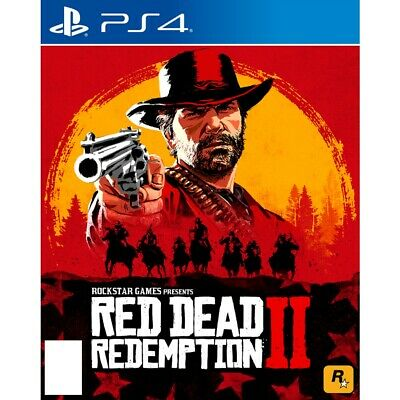 Take-Two Interactive Red Dead Redemption 2, PS4 videogioco PlayStation 4 Basic I