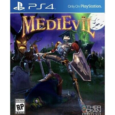 MEDIEVIL per Playstation 4 PS4 nuovo