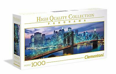 Clementoni High Quality Collection Puzzle New York Brooklyn Bridge 1000 Teile