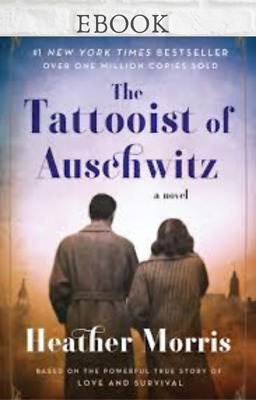 the tattooist of auschwitz by Heather Morris🔥P.D.F  FAST SHIPPING📩