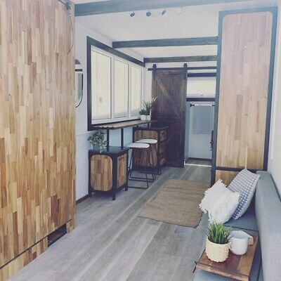 Converted Shipping Container house - Home 1 bedroom WC 20ft available