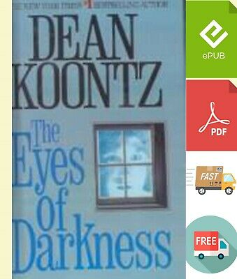 ⚡The Eyes of Darkness by Koontz Dean⚡ {P.D.F} ⚡Instant Delivery ⚡