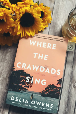 Where the Crawdads Sing By Delia Owens Best Seller 2019-2020 P D F