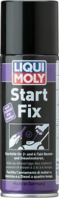 200 ml LIQUI MOLY Starthilfespray 1085 Start Fix Dose